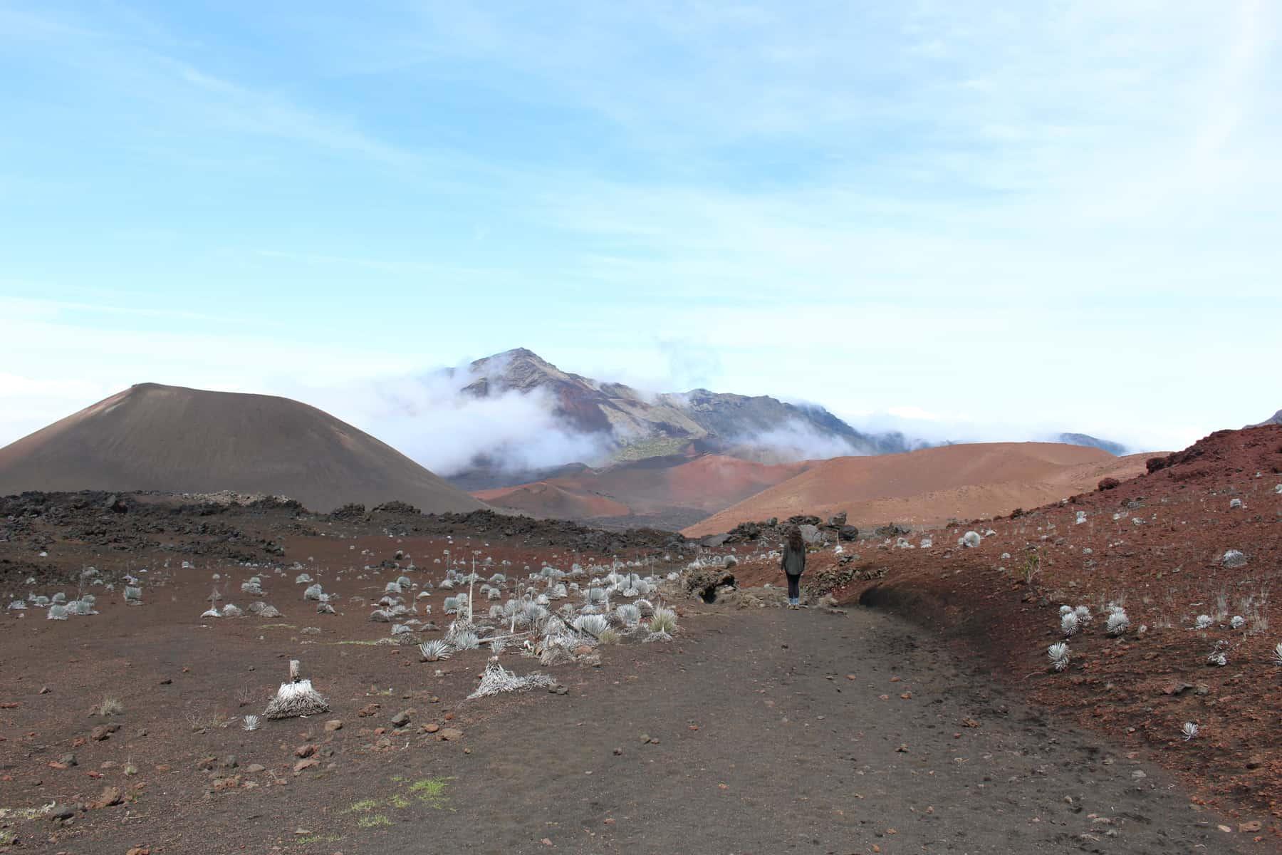 Sliding Sands Trail Maui