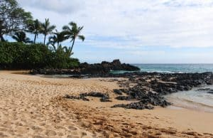 Secret Cove Beach (Makena Cove)