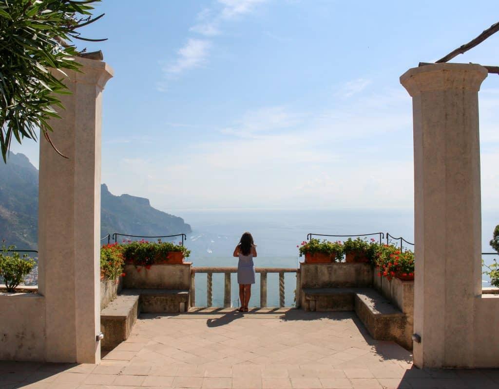 Villa Ruflo View