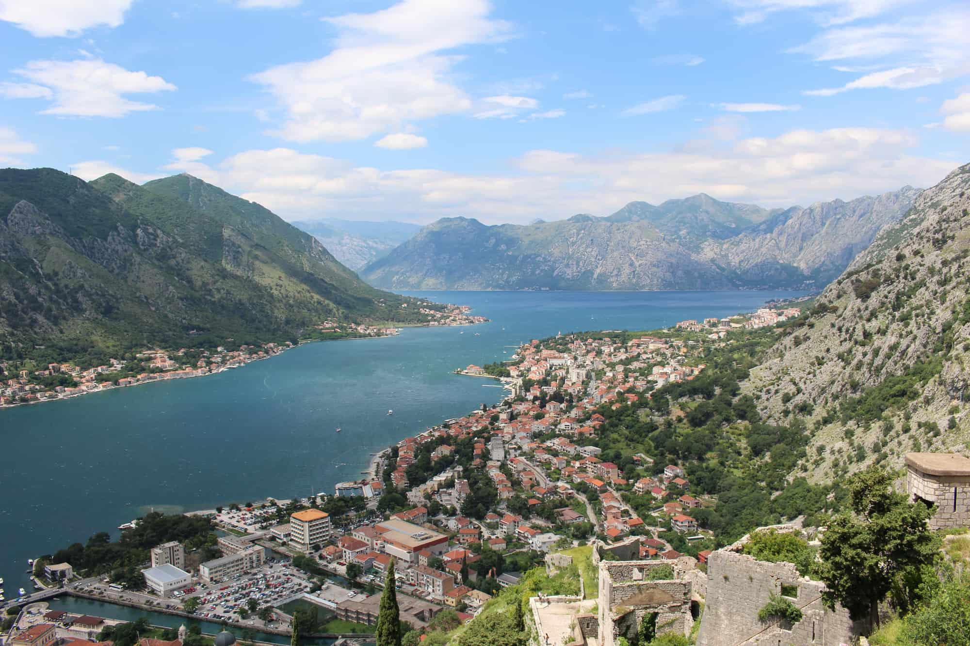 Kotor Montenegro View