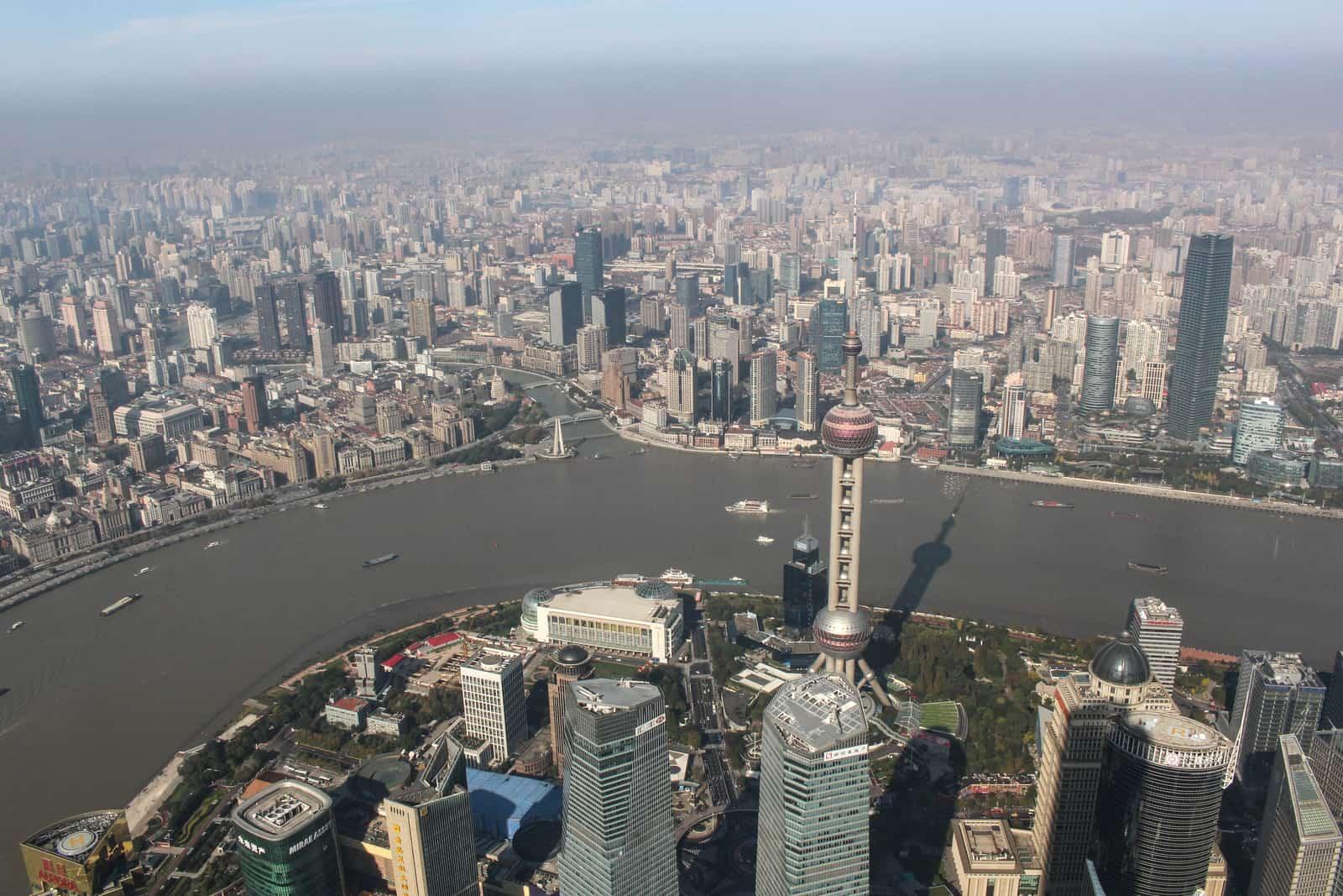Shanghai Observation Deck