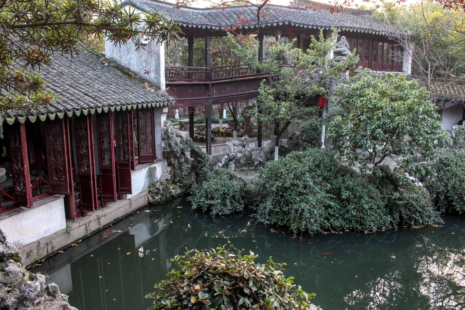 Tongli Tuisi Garden