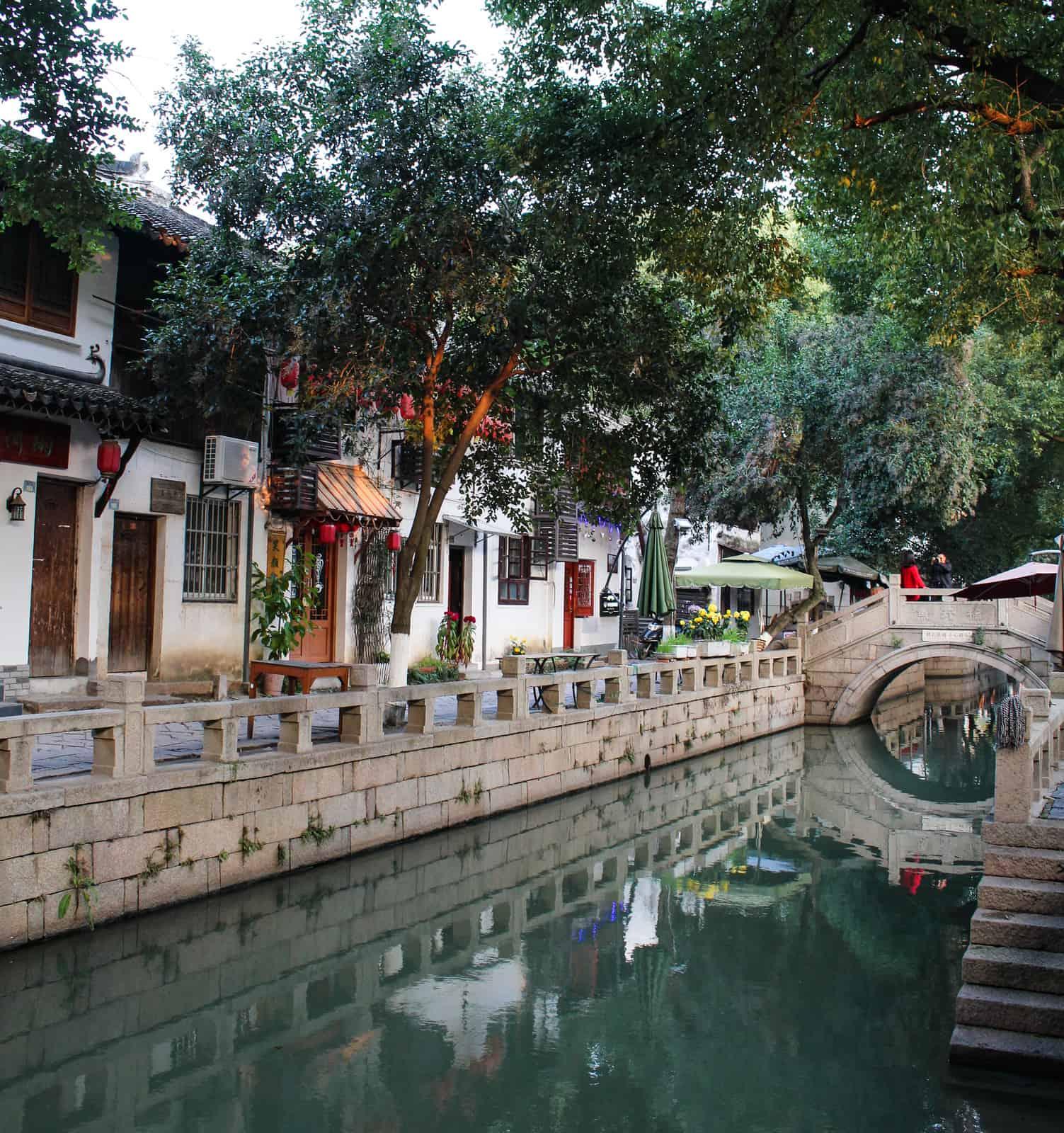 Tongli Water Town1