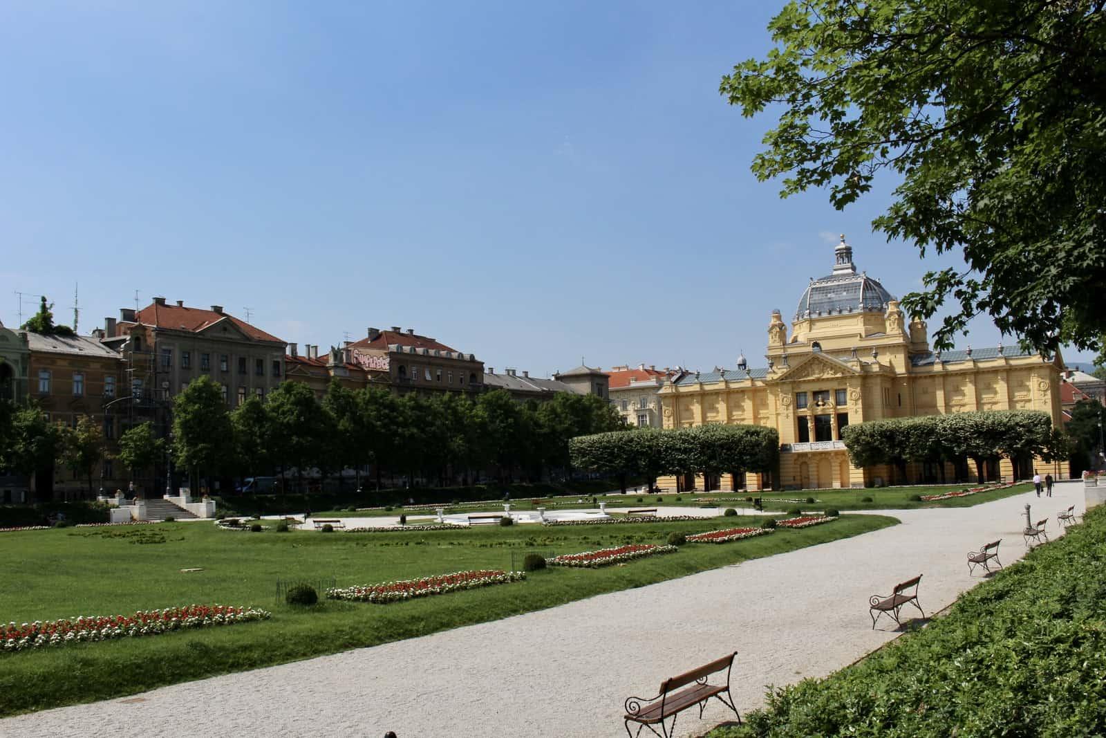 Zagreb Park View
