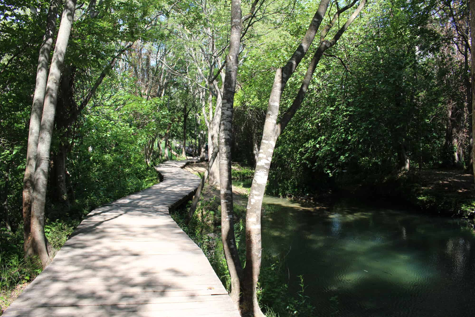 Krka Walking Trail