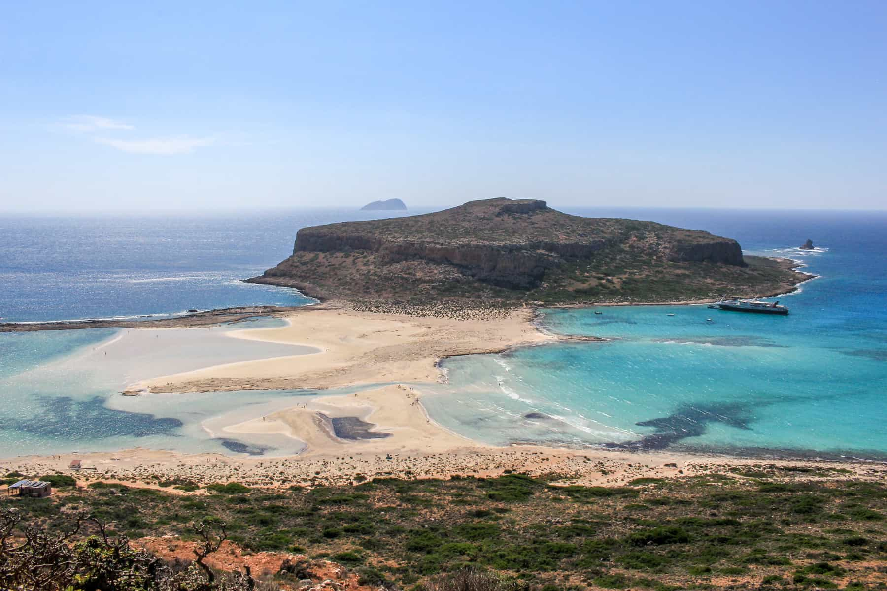 Balos Beach Greece