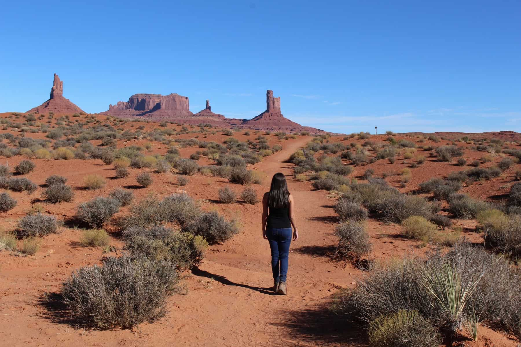 Hike Monument Valley Wildcat Trail