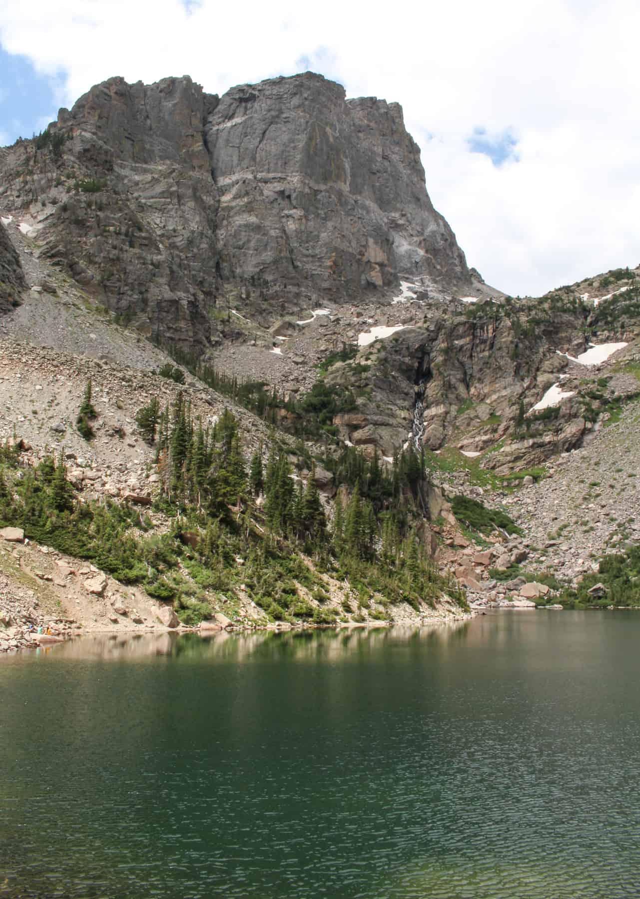 Emerald Lake Rocky Mountain