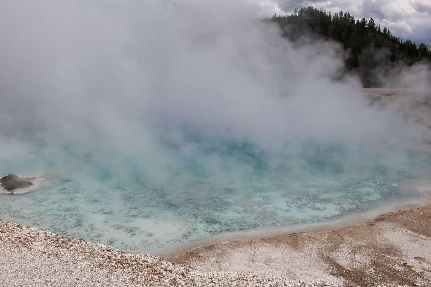 Excelsior Geyser Yellowstone