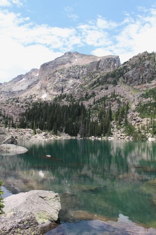 Lake Haiyaha
