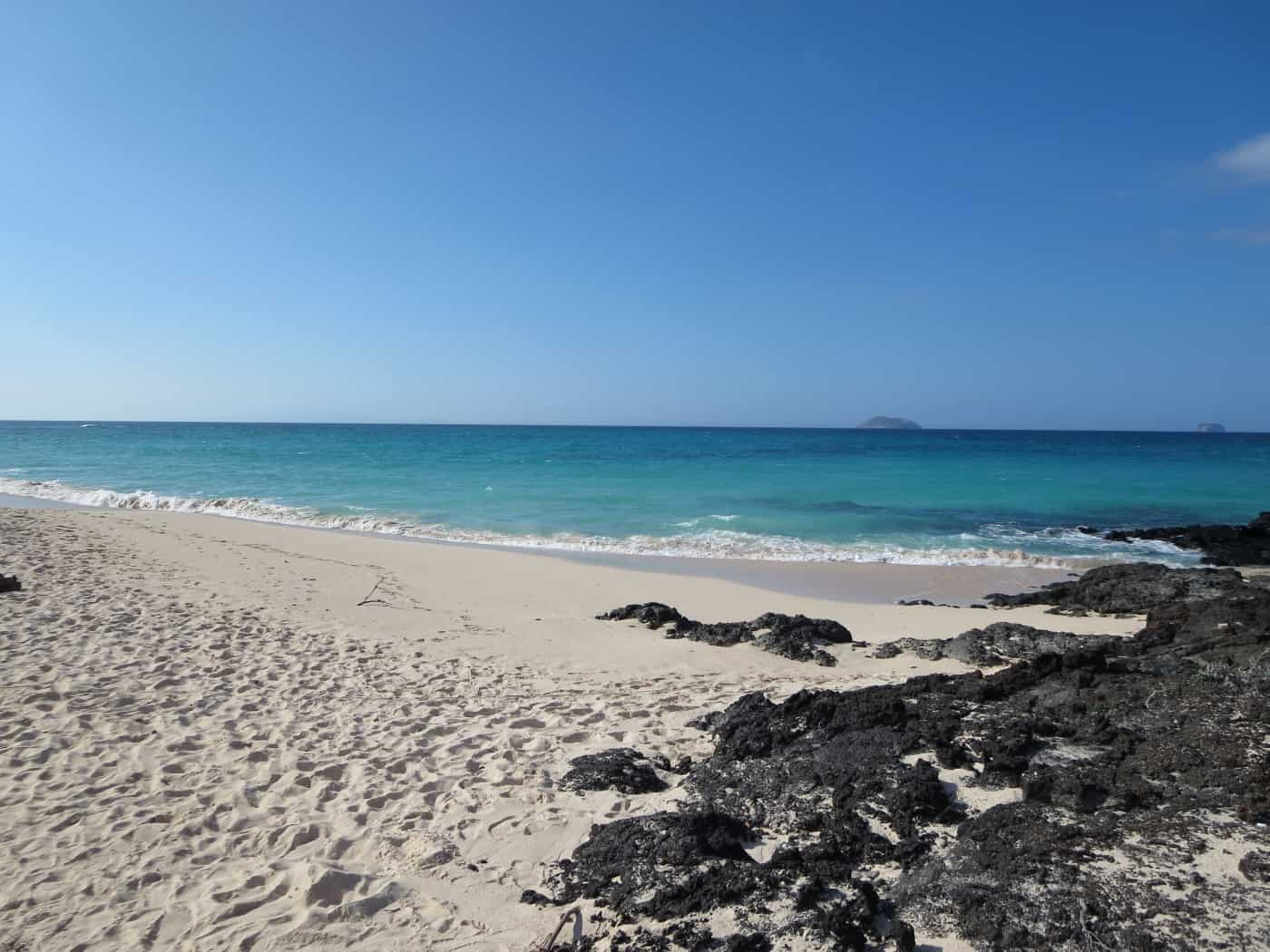 Galapagos Bachas Beach