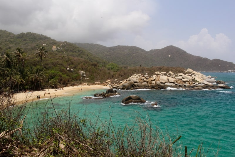 Cabo San Juan Tayrona National Park