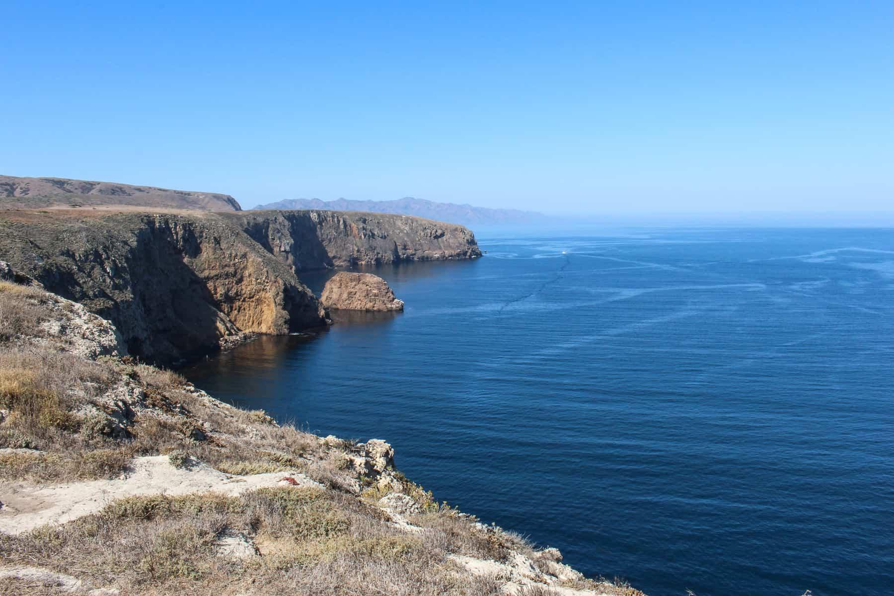 Channel Islands Cliffs