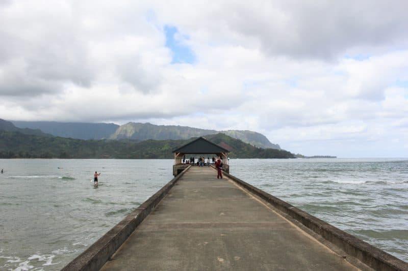 Hanalei Pier