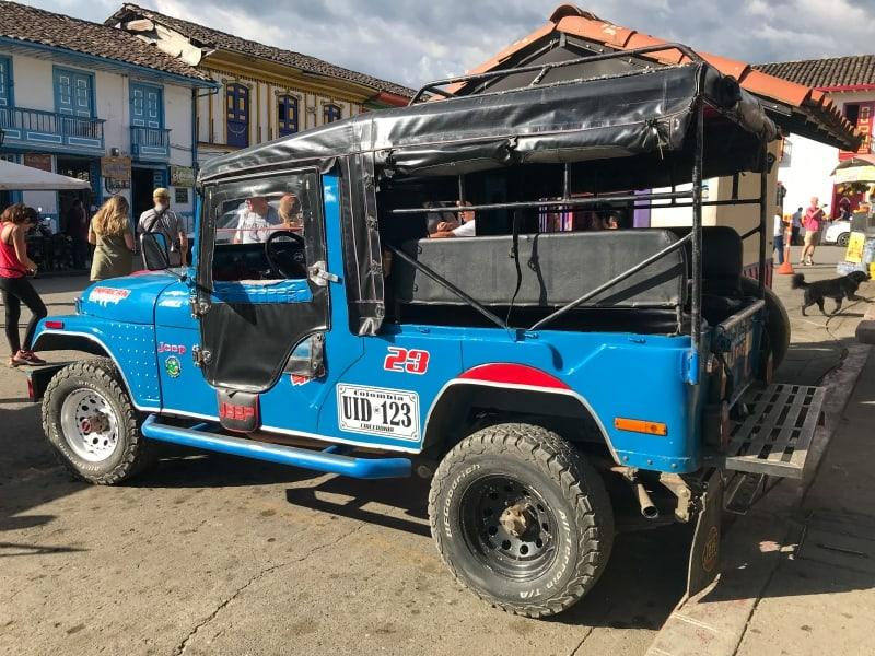 Salento Jeep