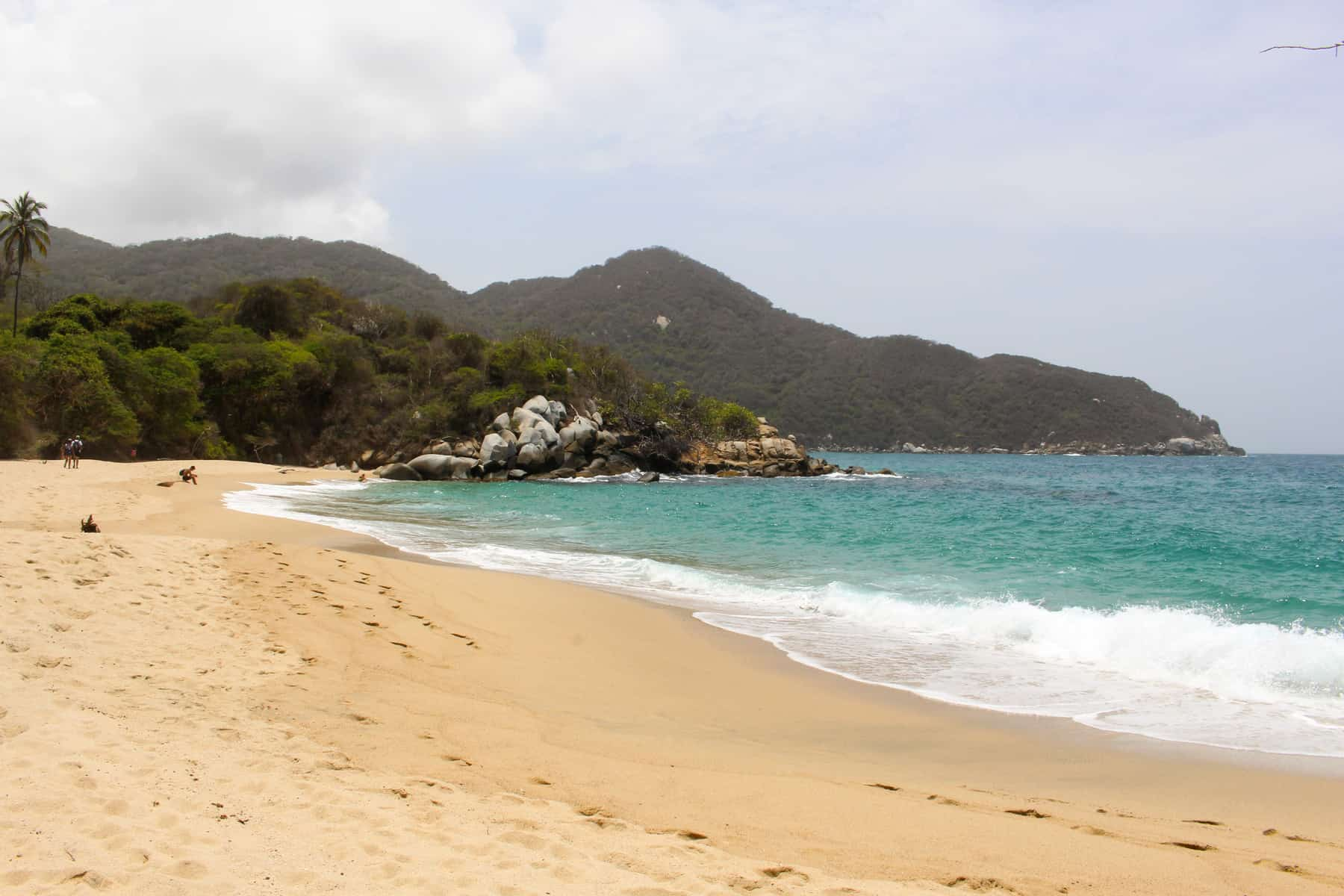 Tayrona National Park Playa Nudista