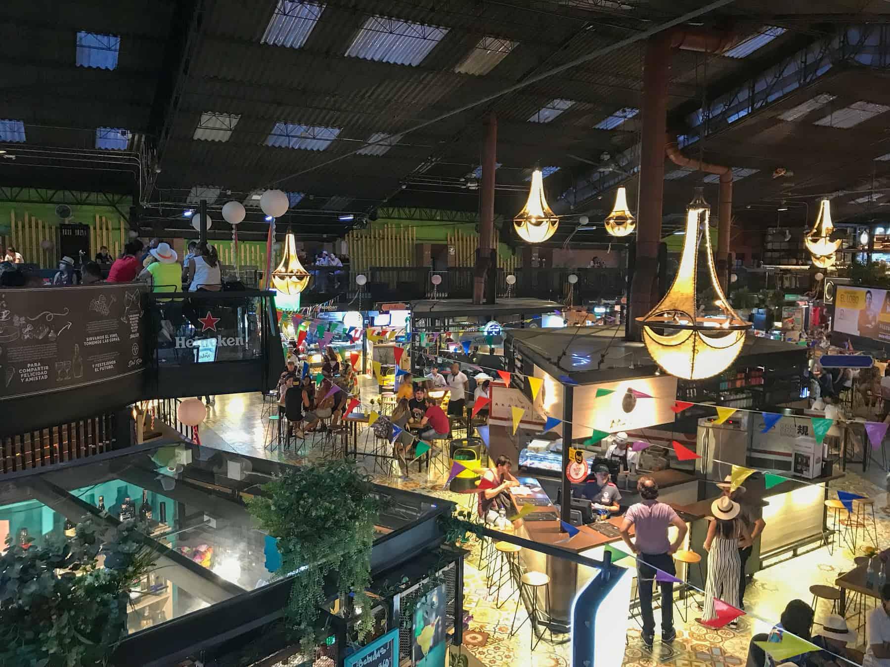 Mercado Del Rio