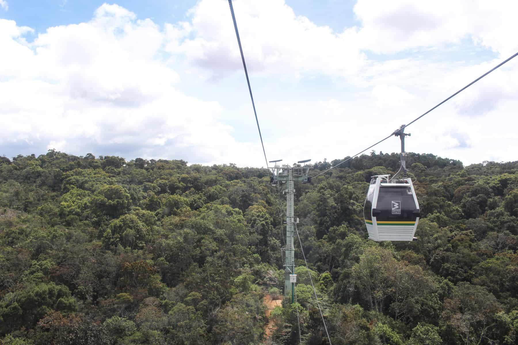 Metro Cable L Medellin Parque Arvi
