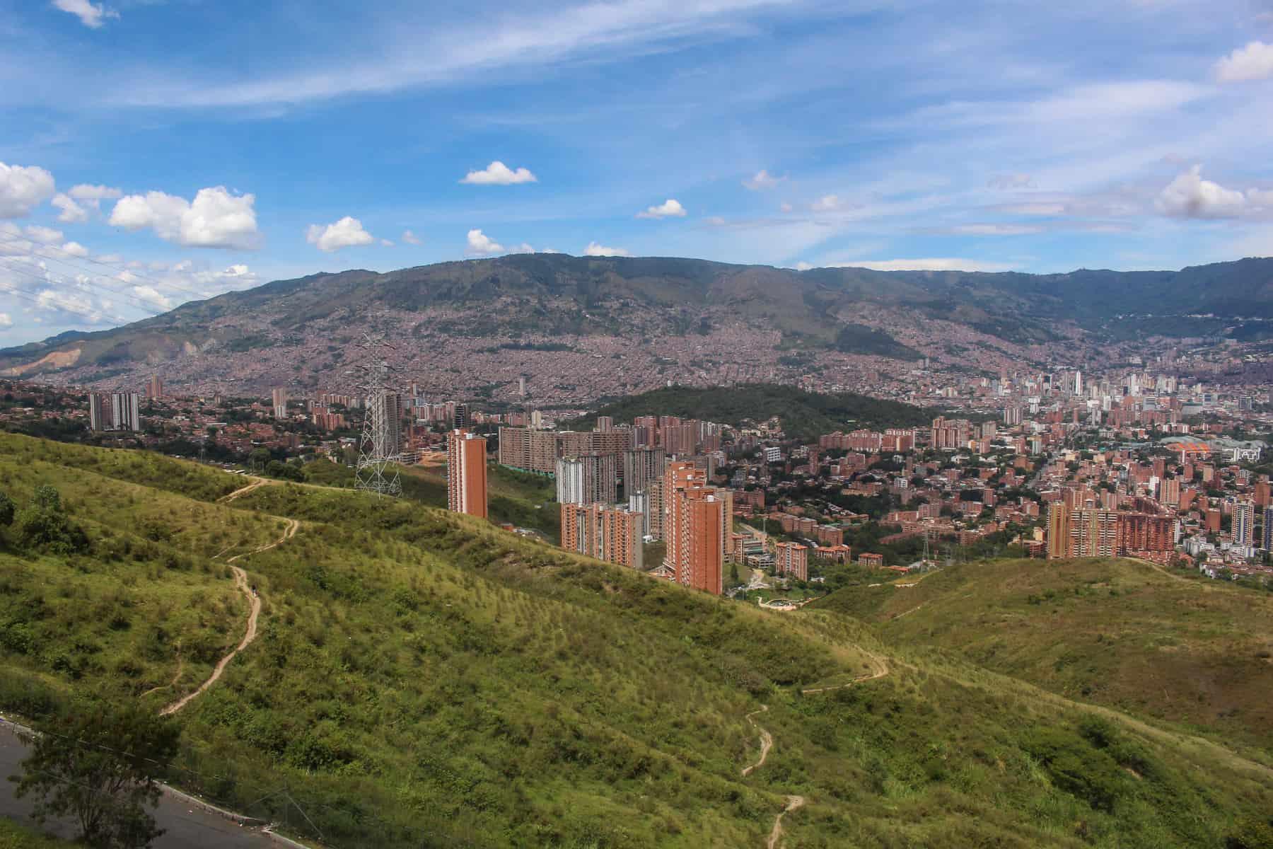 Views of Medellin