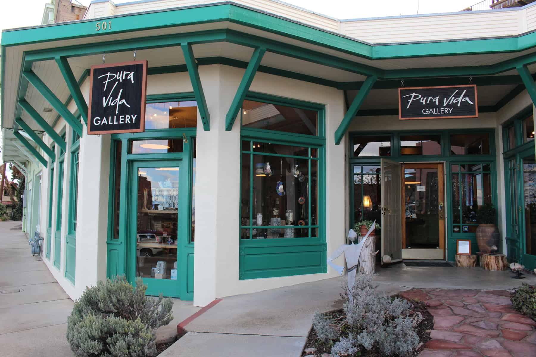 Art Gallery in Jerome AZ
