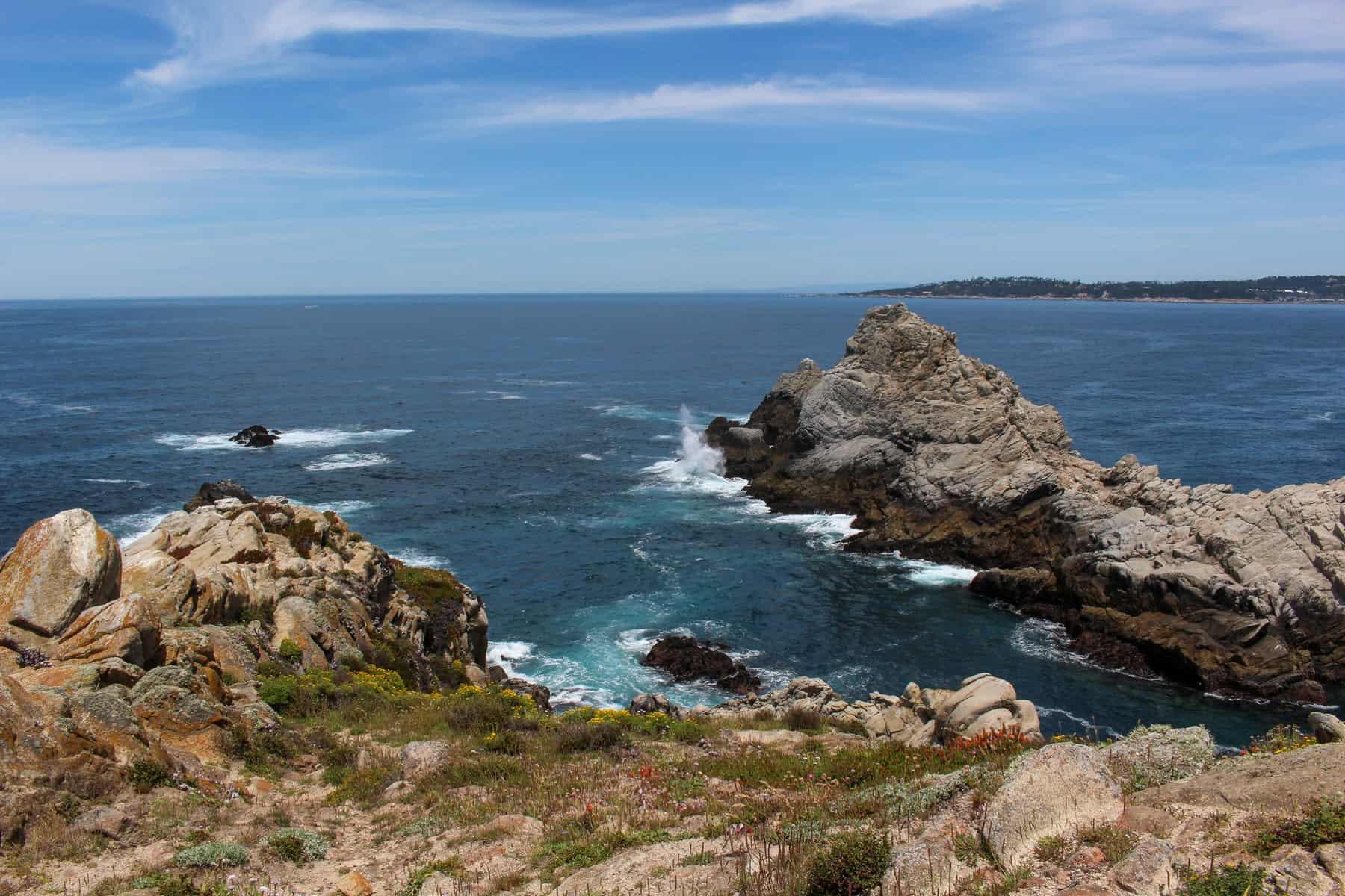 Pinnacle Cove Point Lobos