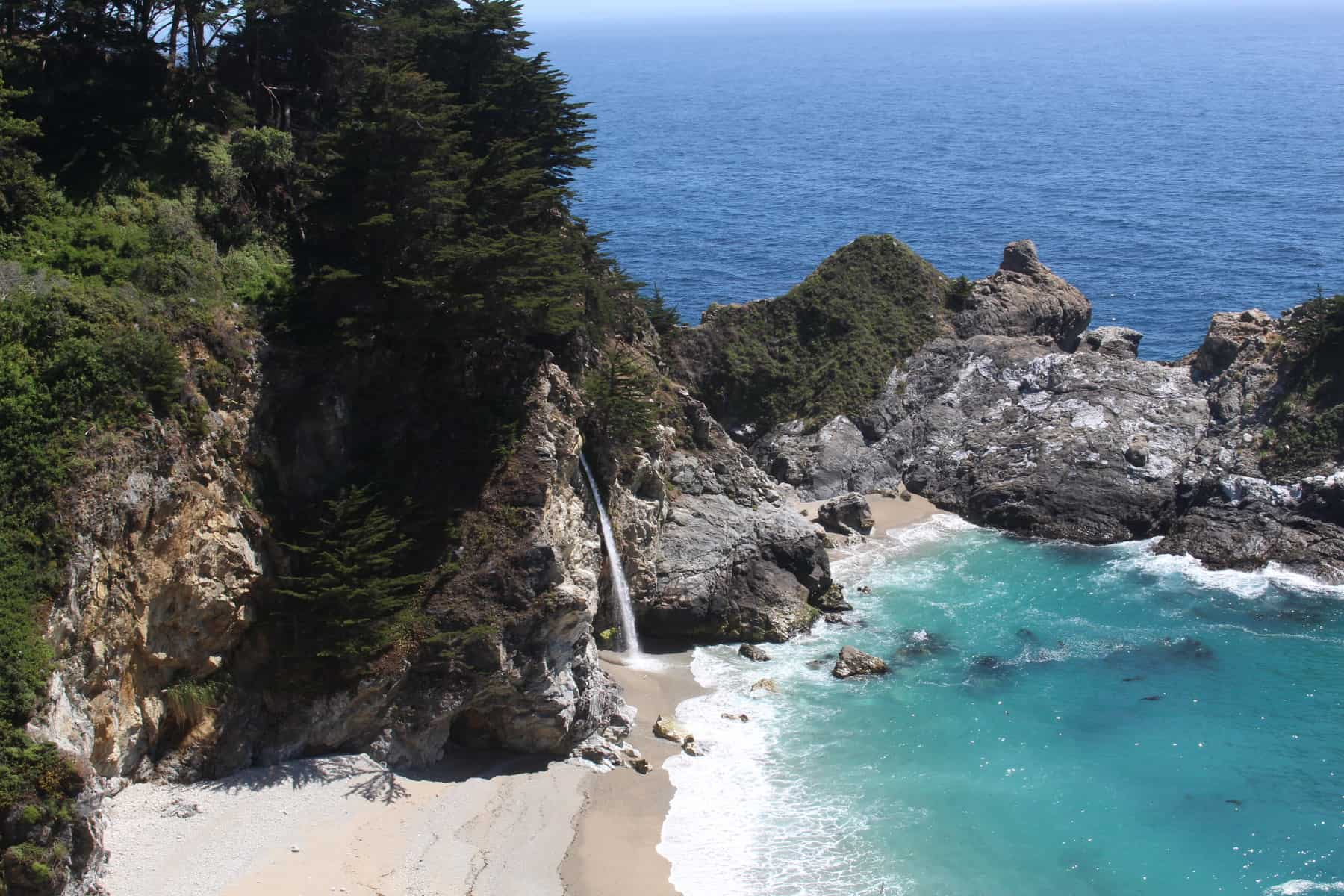 Big Sur Weekend Road Trip