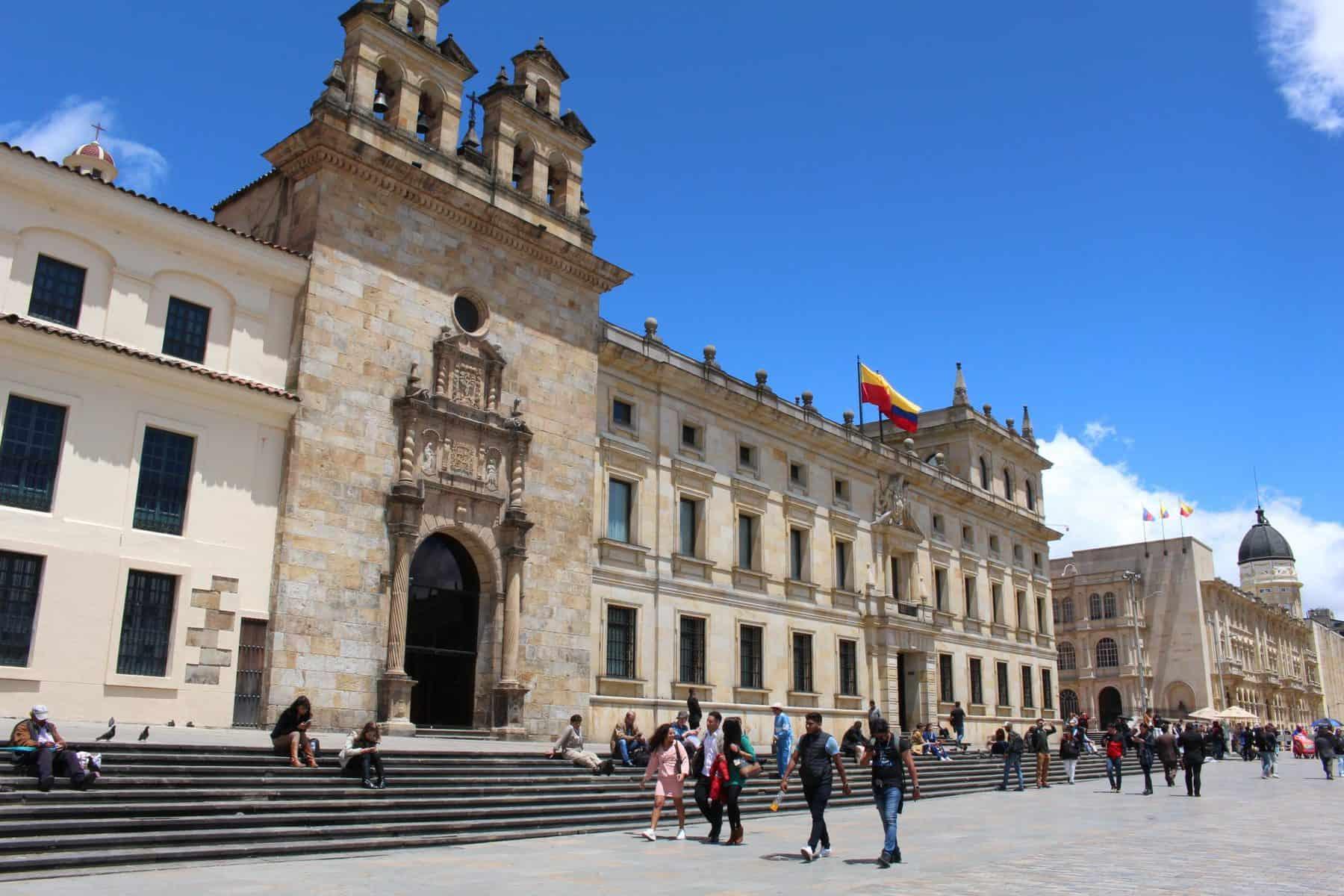 Simon Bolivar Square