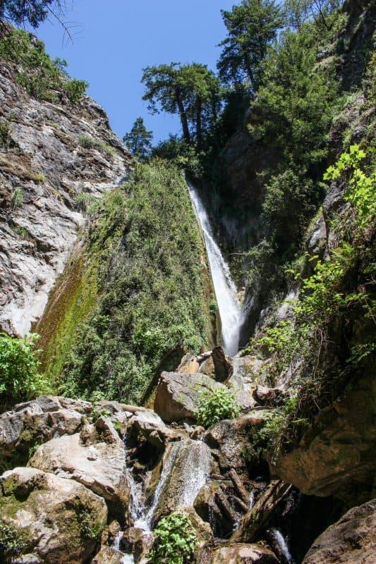 Limekiln Falls Big Sur