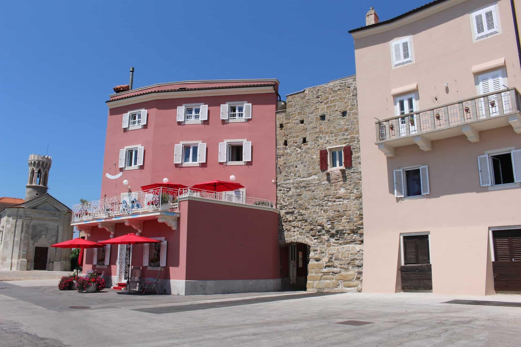 Piran Slovenia Houses