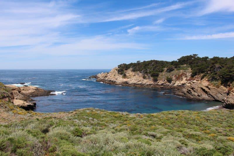 Headland Cove Point Lobos