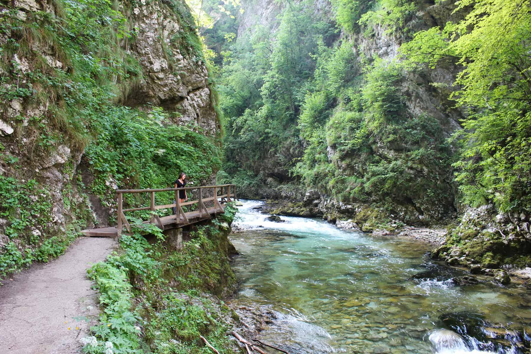 Vintgar Gorge 3 day Slovenia Road Trip