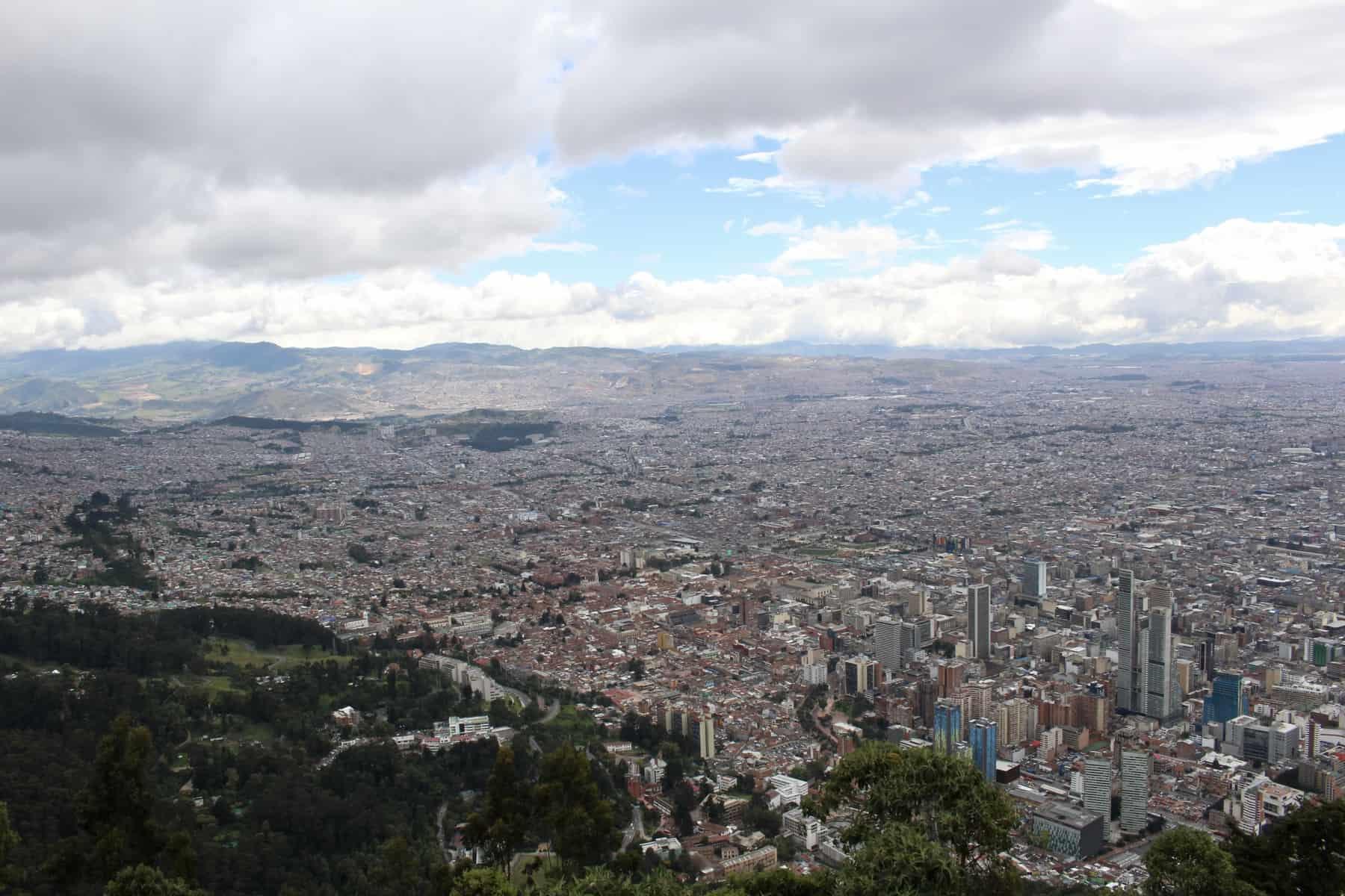 Monseratte Bogota View