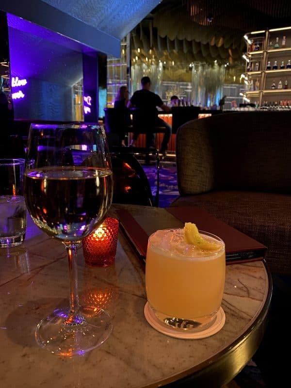 Vesper Bar Drinks Cosmopolitan