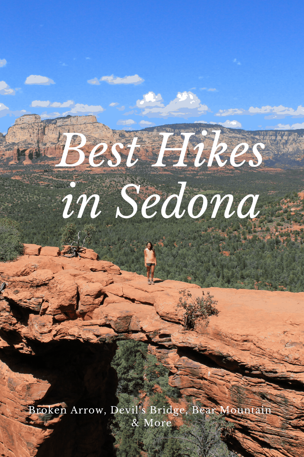 Best Hikes in Sedona Arizona