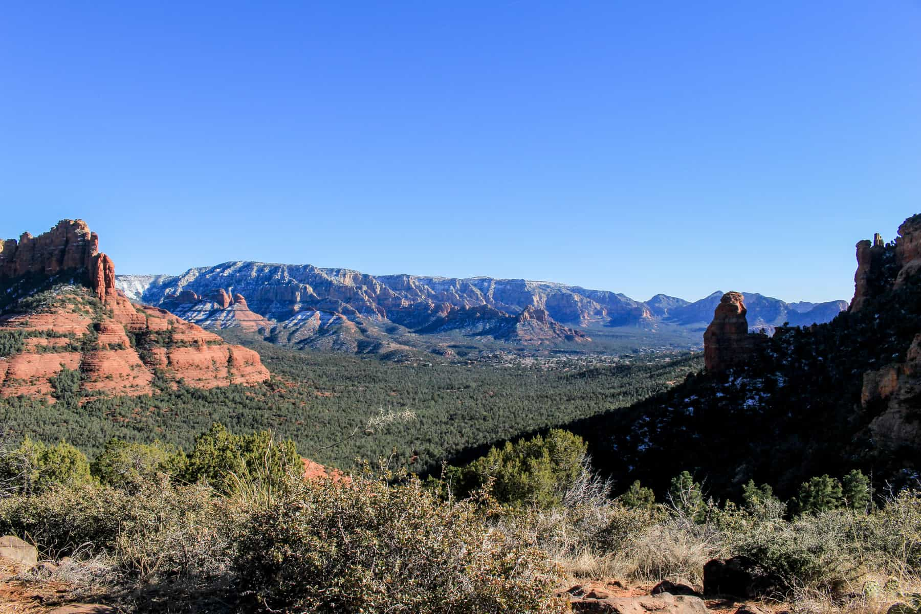 Soldier Pass and Brins Mesa Loop