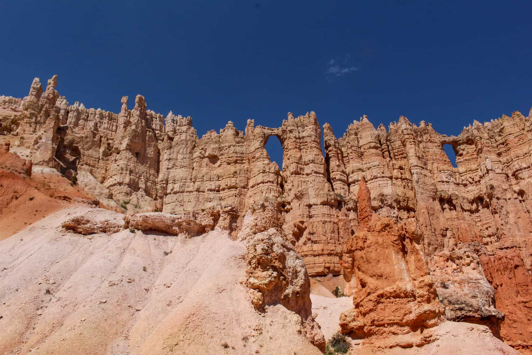 Windows at Bryce Canyon National Park