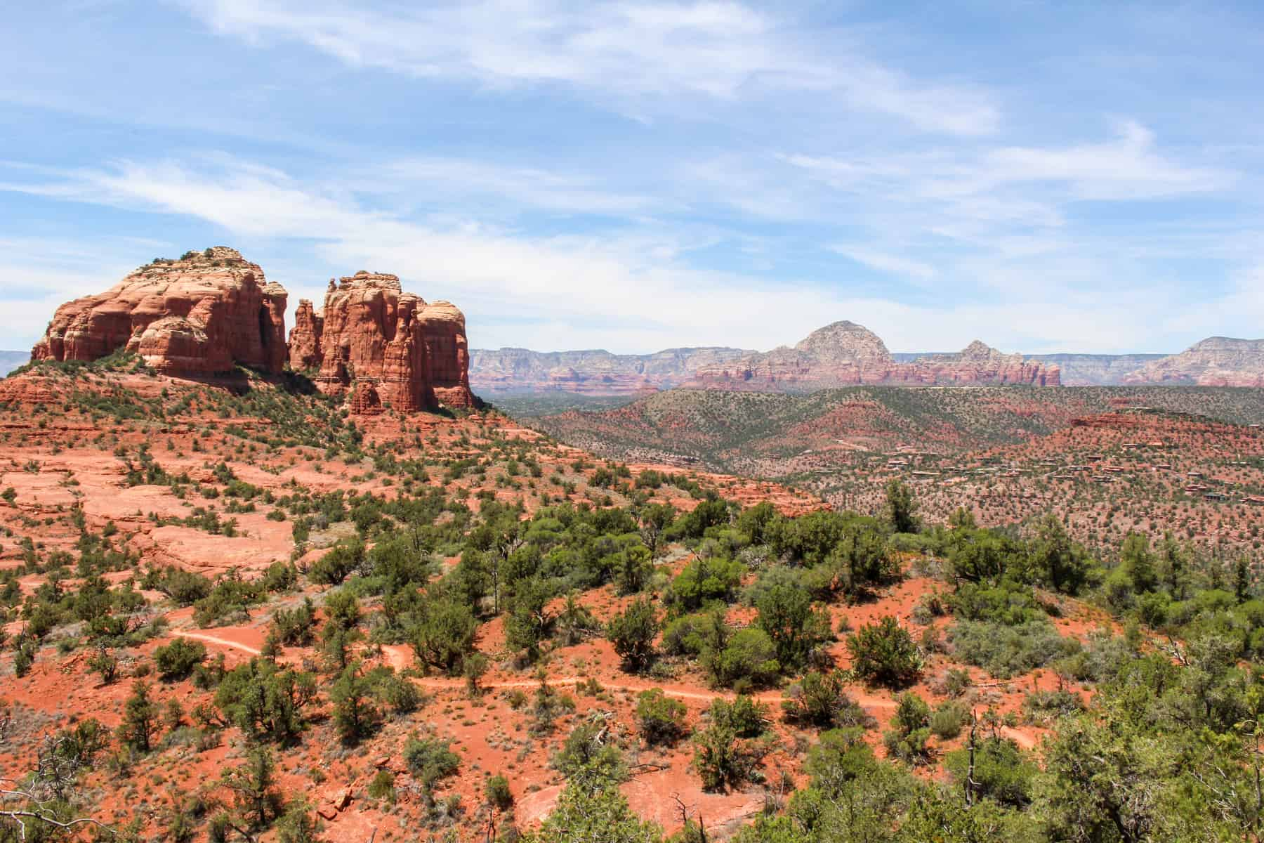 Hiline Trail Loop Sedona Off the Beaten Path