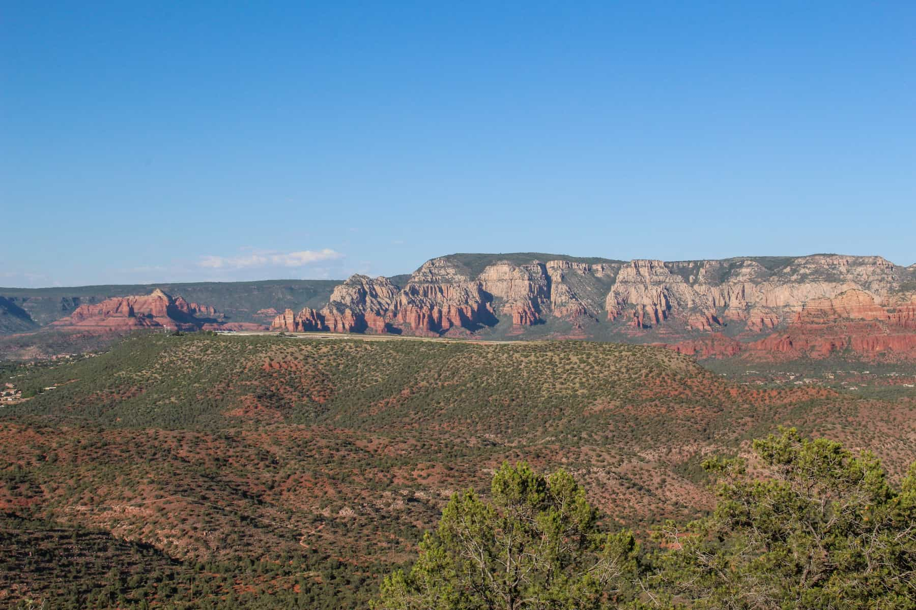 Schuerman Mountain Trail Sedona off the Beaten Path