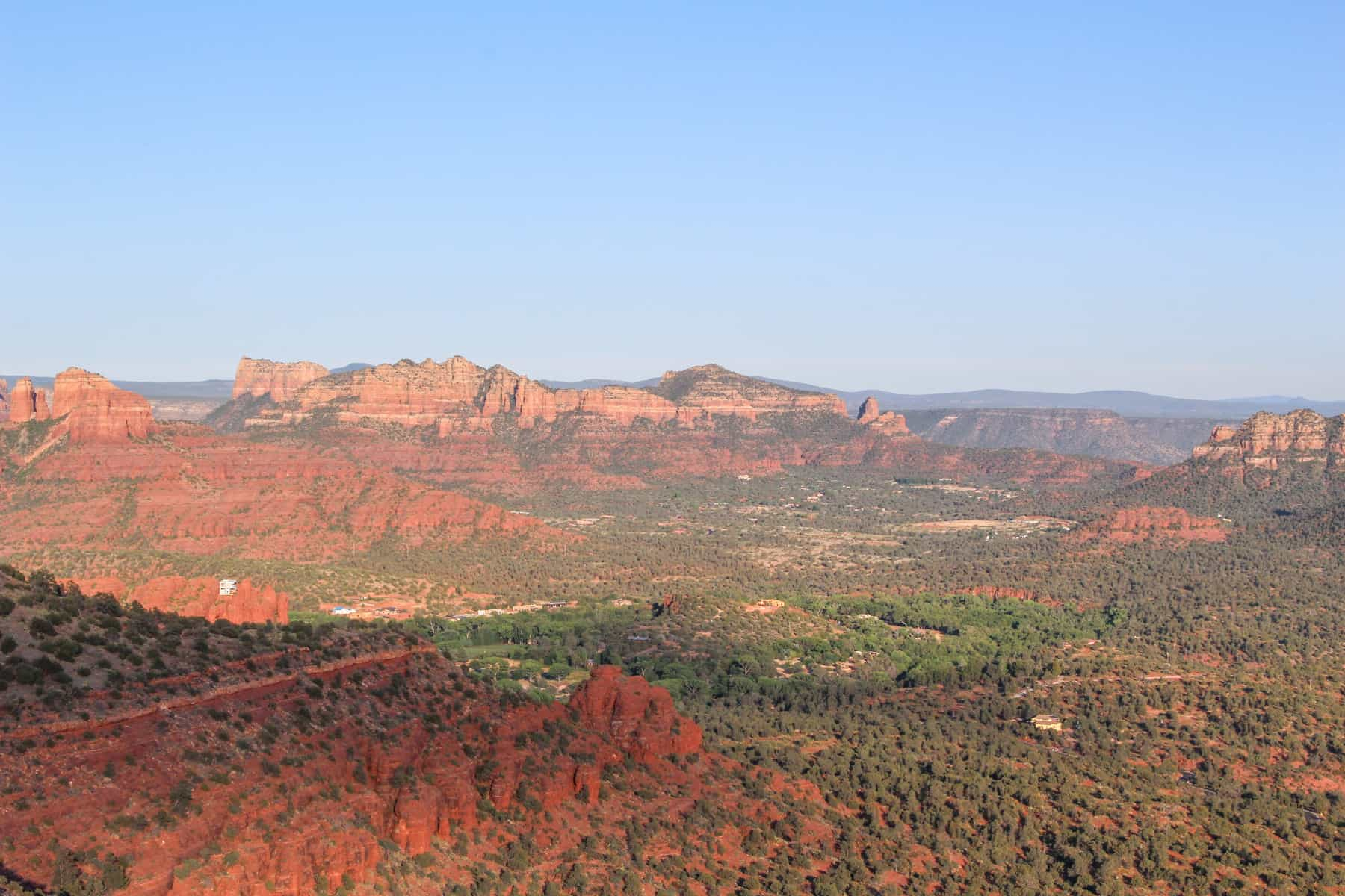 Schuerman Mountain Trail Sedona