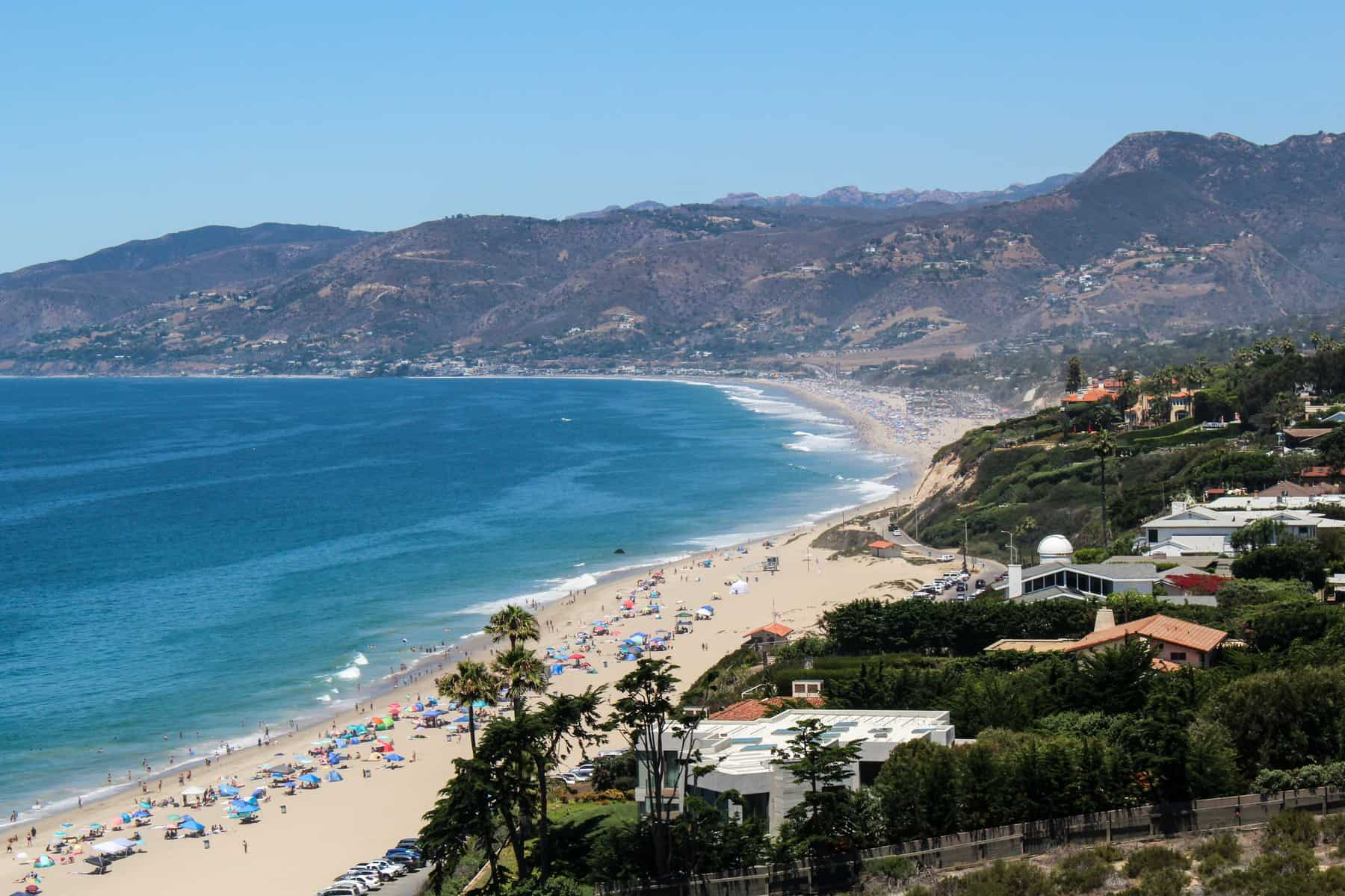 Best Scenic Road Trips in the US Malibu