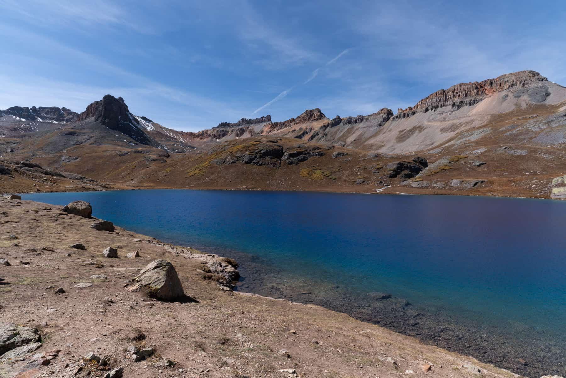 Ice Lake Colorado