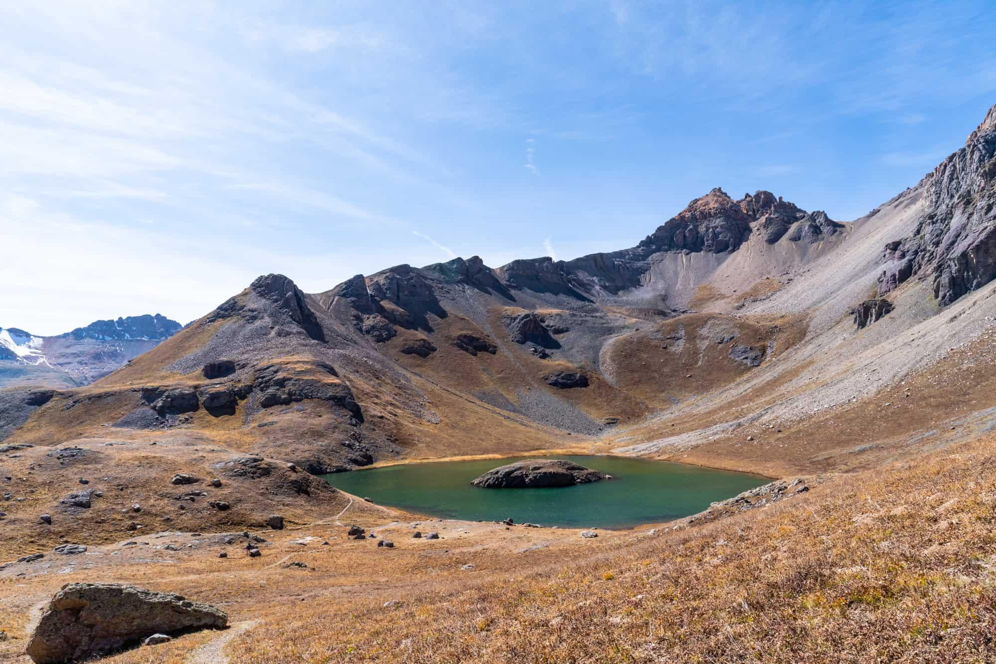 Island Lake Colorado Road Trip