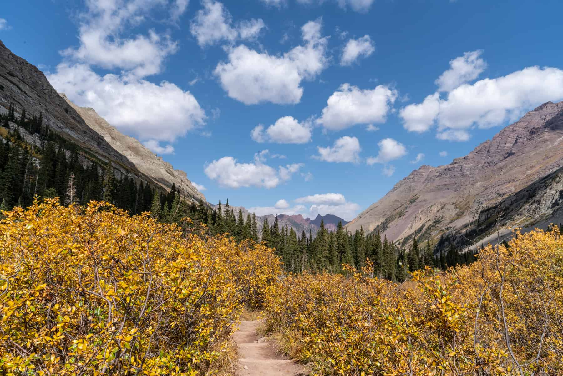 Maroon Bells Area Hike
