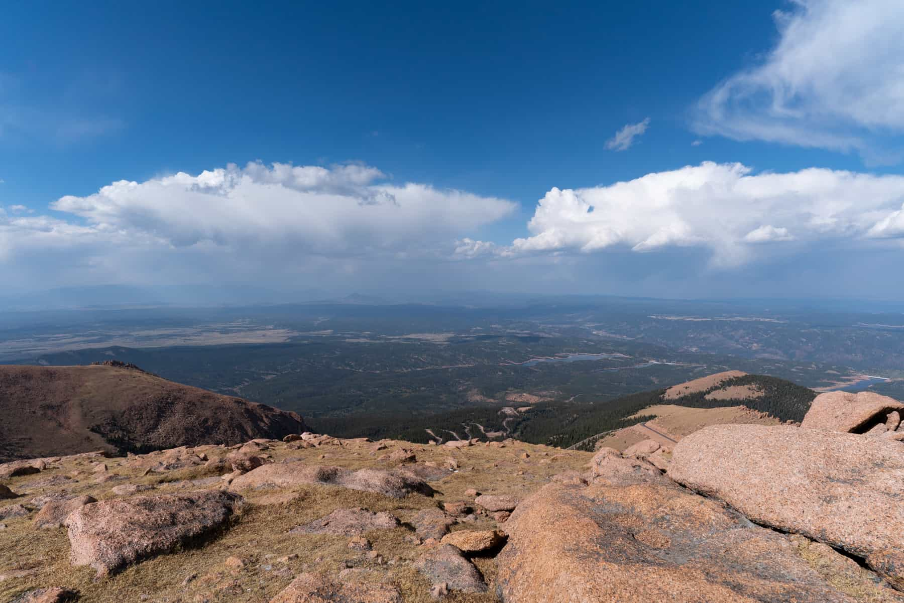Pikes Peak Viewpoints