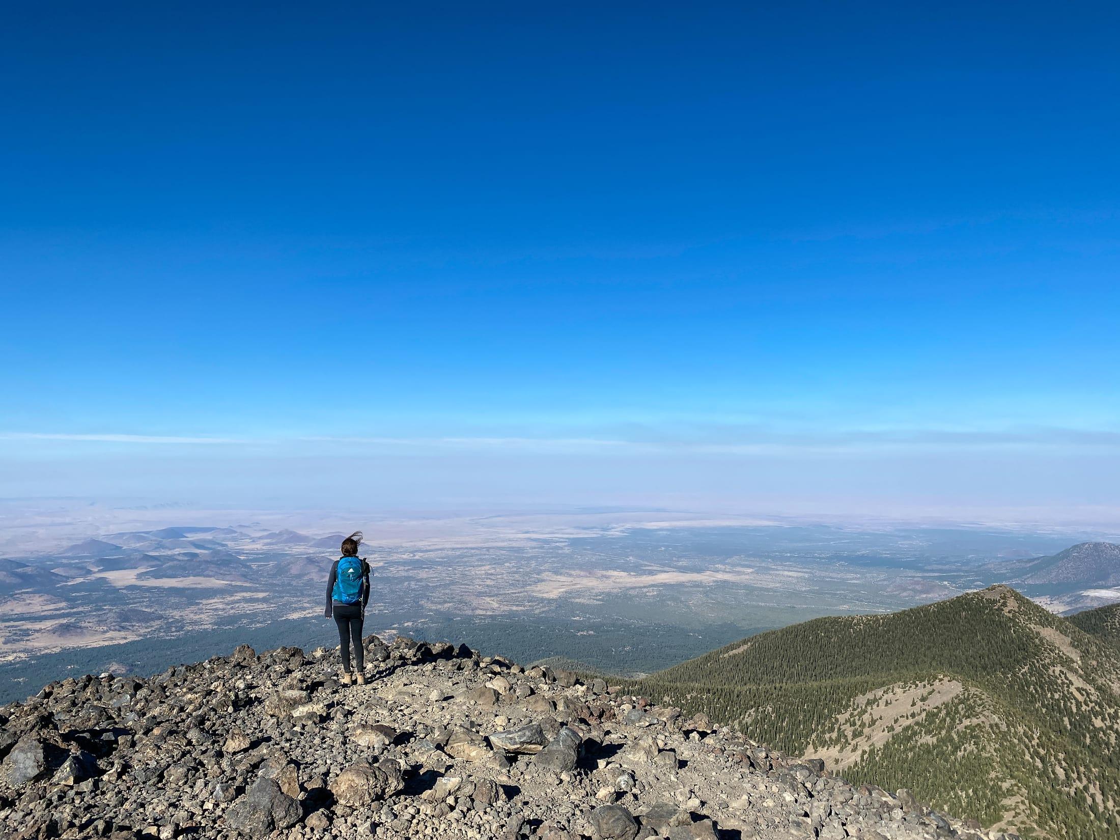 Mount Humphreys Best Hike in Arizona